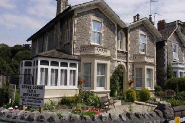 Hotel Pictures: Grove Lodge, Weston-super-Mare