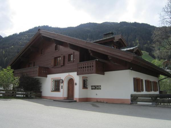 Foto Hotel: Alte Mühle Appartement, Gaschurn