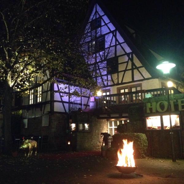 Hotelbilleder: Altes Badhaus, Eberbach