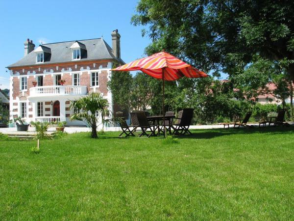Hotel Pictures: Chambres d'Hôtes Villa Mon Repos, Saint-Aubin-sur-Scie