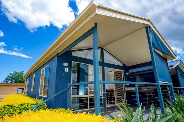 Foto Hotel: North Coast Holiday Parks Ferry Reserve, Brunswick Heads