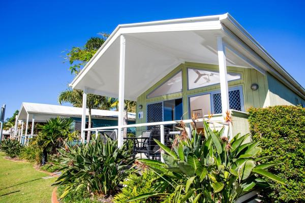Foto Hotel: North Coast Holiday Parks Massey Greene, Brunswick Heads