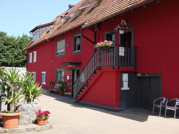 Hotel Pictures: Pension Grübel, Lindau