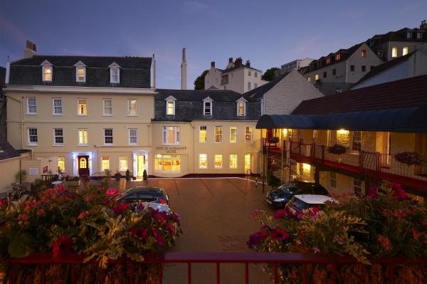 Hotel Pictures: Duke Of Normandie, St Peter Port