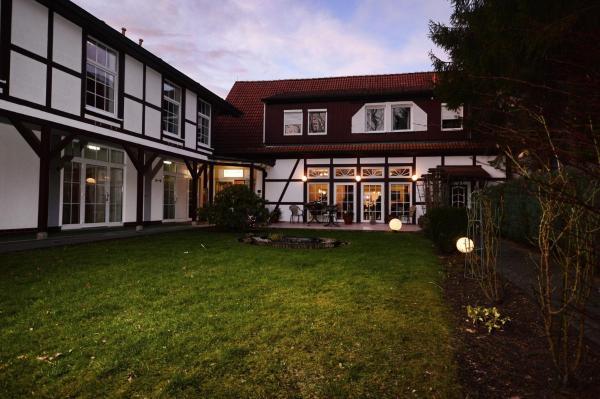 Hotel Pictures: Hotel am Stadtwald, Stralsund