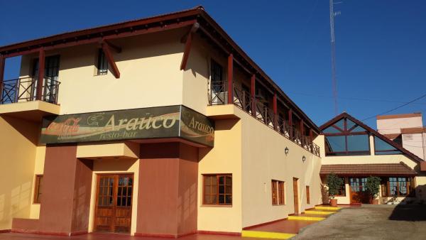 Fotografie hotelů: Gran Hotel Arauco, Aimogasta