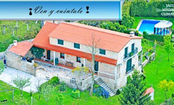 Hotel Pictures: Casa Rural Os Carballos, Outeiro