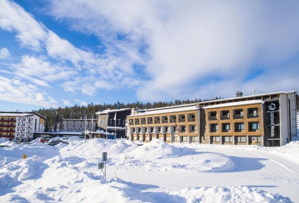 Hotel Pictures: Lapland Hotels Saaga, Ylläsjärvi