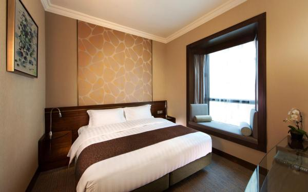Inter-connecting Deluxe Room