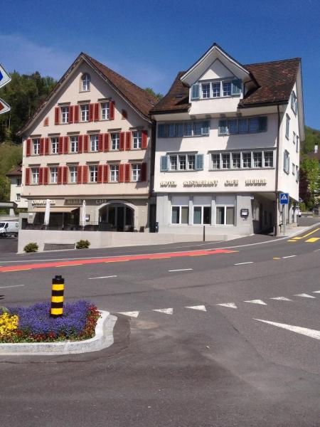Hotel Pictures: Café-Conditorei Hotel Huber, Lichtensteig
