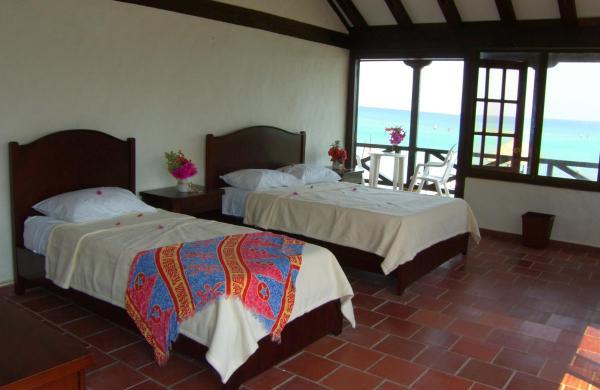 Hotel Pictures: Eco hotel La Cocotera, Isla Grande