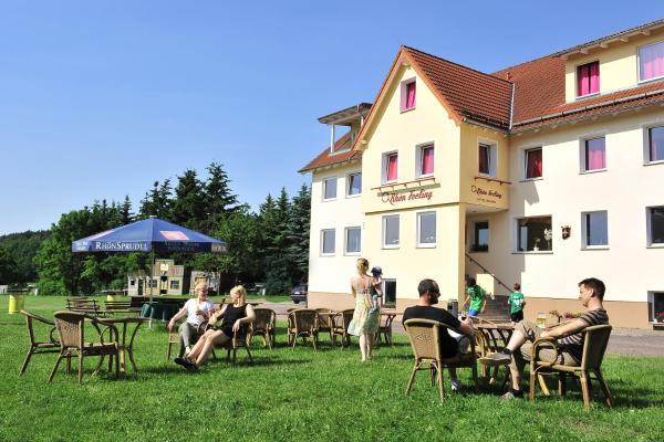 Hotelbilleder: Freizeithotel 'Rhön Feeling', Bernshausen
