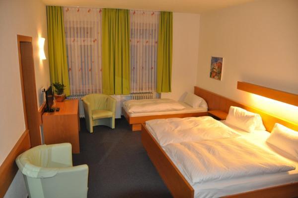 Hotelbilleder: Hotel Lamm, Neckarsulm