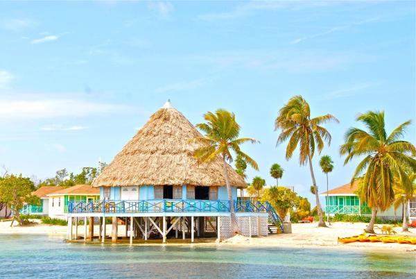 Hotel Pictures: Blackbird Caye Resort, Turneffe