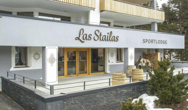 Hotel Pictures: Sportlodge Las Stailas, Lenz