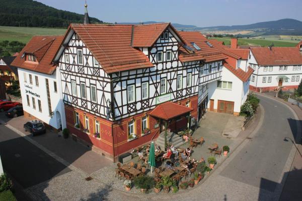 Hotelbilleder: Landhotel Zur Grünen Kutte, Bernshausen