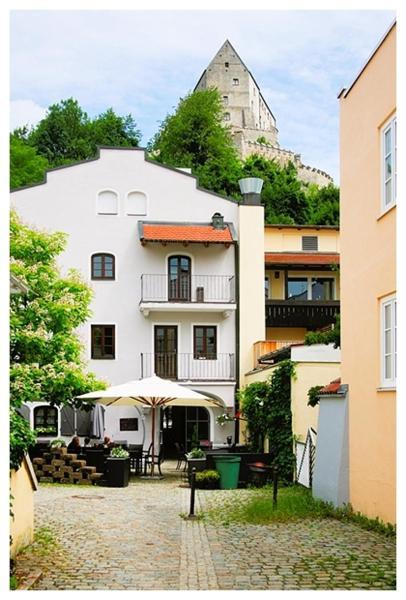 Hotelbilleder: Hotel Fuchsstuben, Burghausen