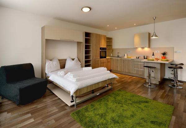 Zdjęcia hotelu: Ambiente Serviced Apartments - Dunajská, Bratysława