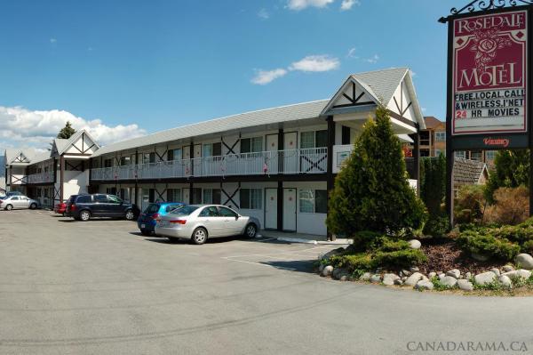 Hotel Pictures: Rosedale Motel, Summerland