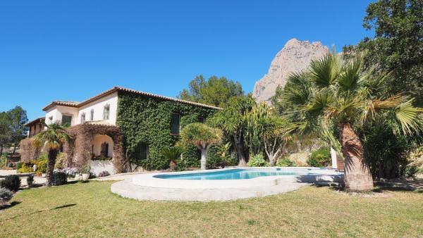 Hotel Pictures: Casa Rural El Retiro, Finestrat