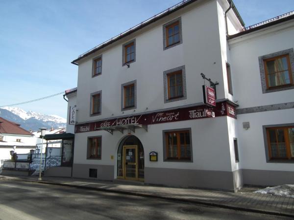 Fotos do Hotel: Hotel die Traube, Admont