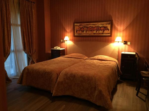 Classic Double Room with Mountain View