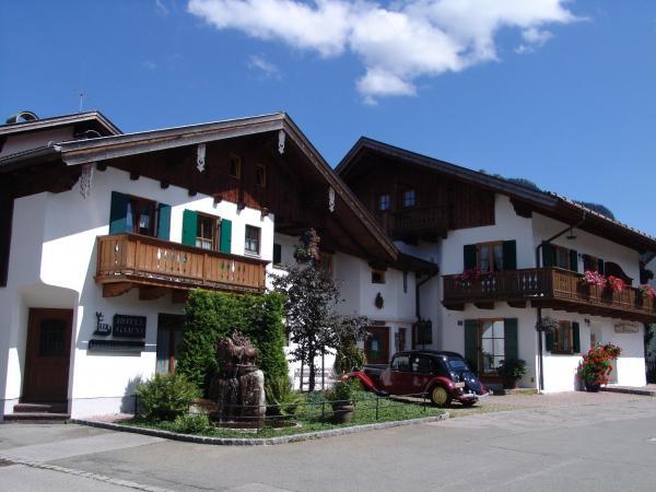 Hotel Pictures: Hotel Ferienhaus Fux, Oberammergau