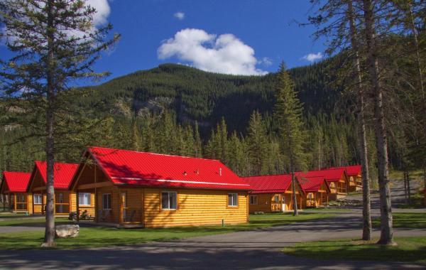 Hotel Pictures: Jasper East Cabins, Jasper