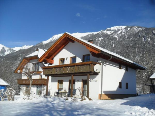 ホテル写真: Ferienhaus Warmuth, Sankt Stefan an der Gail