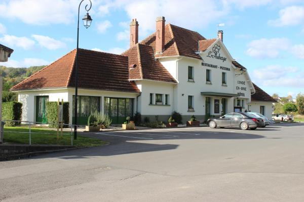 Hotel Pictures: L'Auberge de Condé en Brie, Condé-en-Brie