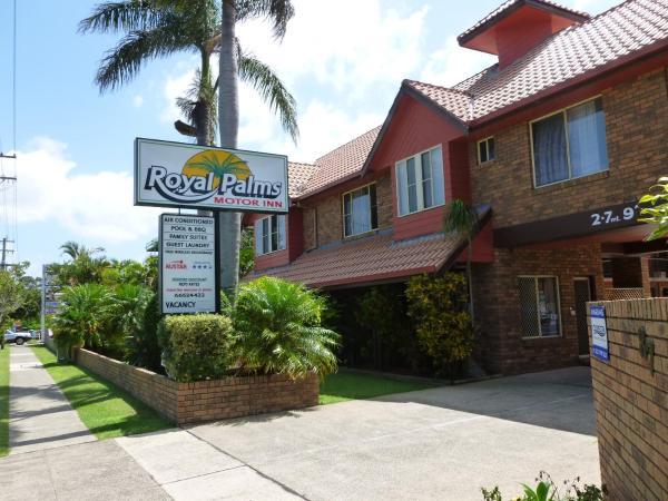 Fotos do Hotel: Royal Palms Motor Inn, Coffs Harbour