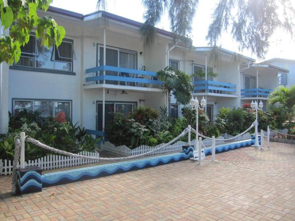 Фотографии отеля: Captain Cook Apartments, Нукуалофа