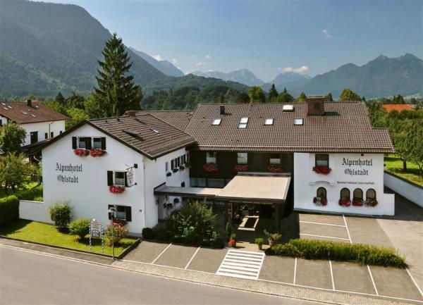 Hotel Pictures: Alpenhotel Ohlstadt, Ohlstadt