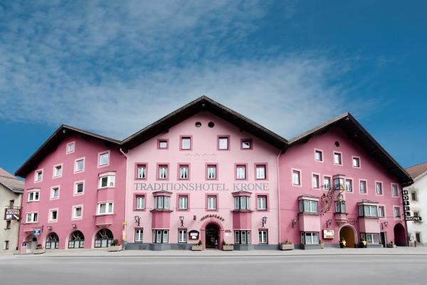 Fotos de l'hotel: Hotel Krone, Matrei am Brenner