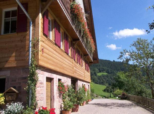 Hotelbilleder: Martinhansenhof, Oberwolfach