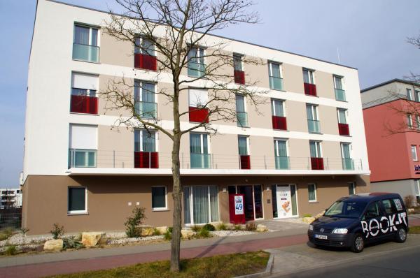 Hotel Pictures: BOOK-IT Gästehäuser east Apart, Erlangen