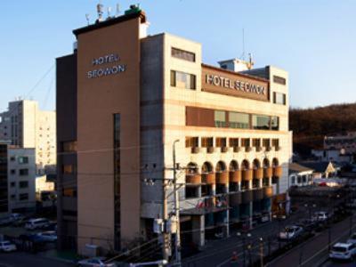 Zdjęcia hotelu: Benikea Seowon Tourist Hotel, Ansan