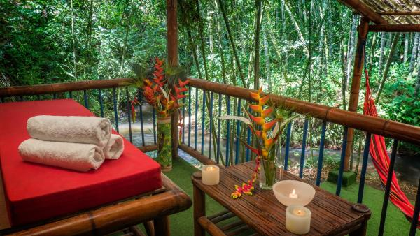 Hotel Pictures: Ecohotel Spa Paraíso Verde, Quimbaya