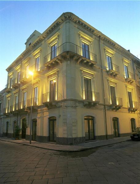Hotellikuvia: Hotel La Ville, Catania