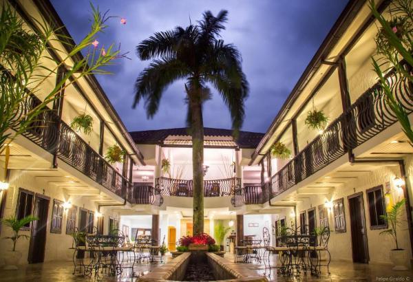 Hotel Pictures: Casa Hotel Las Orquideas, Circasia