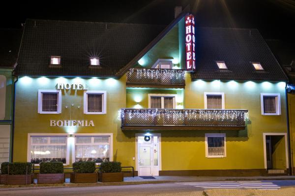 Hotel Pictures: Rodinný hotel Bohemia, Lomnice nad Lužnicí