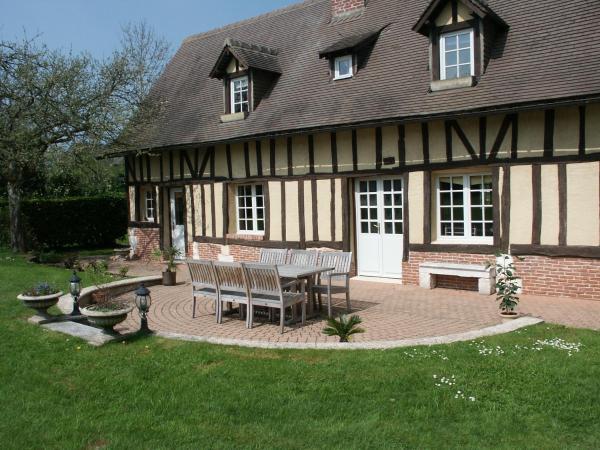 Hotel Pictures: La Fine Mare, Saint-Sulpice-de-Grimbouville