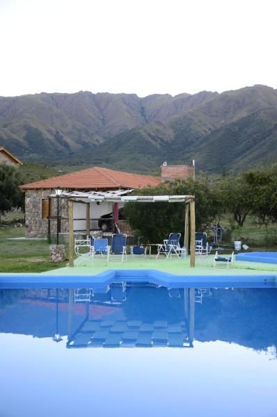 Hotelfoto's: Cabañas Solar del Alto, Carpintería