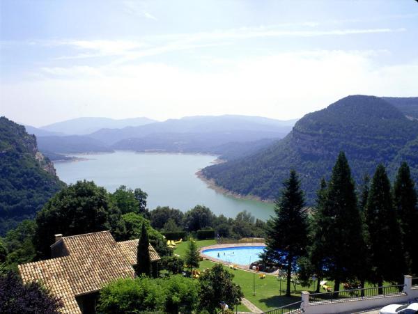 Hotel Pictures: Parador de Vic-Sau, Tavernoles