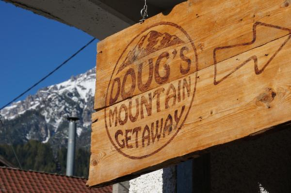 Hotelbilleder: Doug's Mountain Getaway, Fulpmes