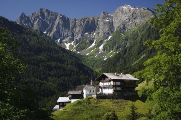 Zdjęcia hotelu: Familienwanderhof Eggeler, Liesing