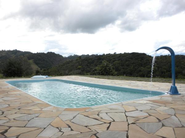 Hotel Pictures: Casa de Campo Recanto dos Guerreiros, Paraibuna
