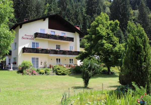 Hotel Pictures: Pension Seiwald, Kötschach