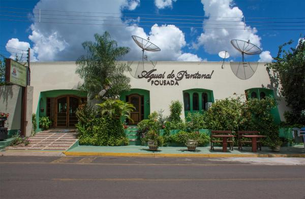 Hotel Pictures: Águas do Pantanal Inn Pousada, Miranda