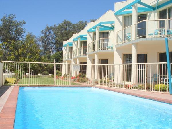 Zdjęcia hotelu: Bayview Apartments, Merimbula